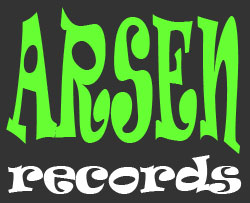 arsen records logo