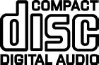 CD-Audio Logo